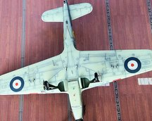 Fulmar Mk I 1:72 fot.4
