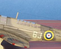 Fulmar Mk I 1:72 fot.5