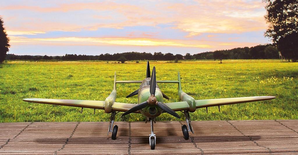 Fokker D 23 Rafhart Blog Modelarski