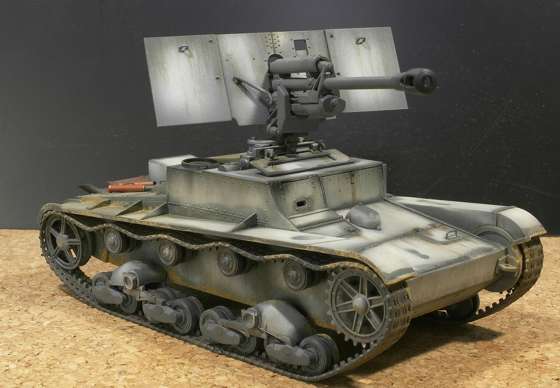 T 26 With Zis 3 Rafhart Blog Modelarski