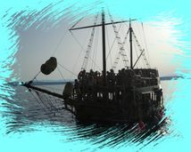 rejsy statkami po morzu