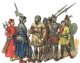 Żołnierze polscy