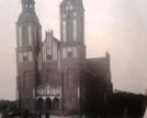 Kościół pw.św. Jana chrzciciela w Bielsku 1914r.