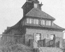 Budynek Kościoła z okresu II Wojny Św.