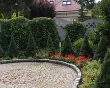Garten jetzt.