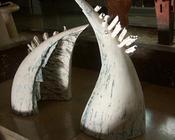 """Para"", 'Ceramiczne dialogi2006' Nowohuckie Centrum Kultury - Kraków"