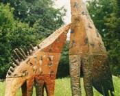 """Varia"" - Keramiksymposium in Saalfeld/Niemcy1996"