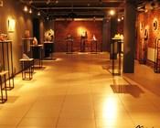 prace uczniów w galerii Zamostek MBP