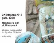 """""""Gracje"""" Mała Galeria MBP 2016"""