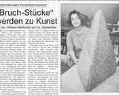 MOZ 15.IX.1994 Doris Steinkraus