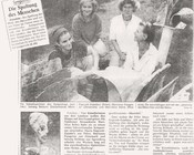 Potsdamer Morgenpost 14 IX 1992 W.Mallwitz