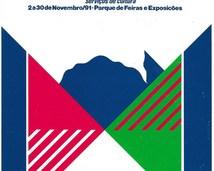 Bienal Internacional de Cerámica Artistica'91 - Aveiro/Portugalia