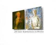 """""""200 Jahre Kunstschulen in Breslau"""" Wiesbaden/Niemcy1990"""