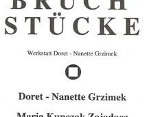 """""""Bruch-Stűcke""""- Kienitz/Niemcy"""