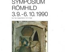 """""""6.Internationales Keramiksymposium in Römhild"""" Museen der Stadt Römhild/Niemcy"""