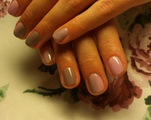 Manicure hybrydowy ombre