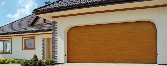 Brama segmentowa automatyczna