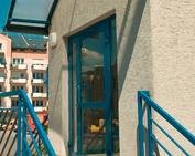 drzwi stalowe profilowane