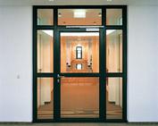 drzwi aluminiowe przeciwpożarowe