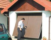 bramy uchylne Wiśniowski
