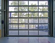 bramy segmentowe aluminiowe Wiśniowski