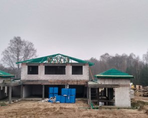 budowa więźby dachowej