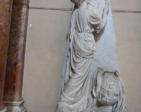 Epitafium Artura Grottgera w Kościele Bożego Ciała