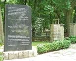 Kołobrzeg (Kolberg) cmentarz żydowski.