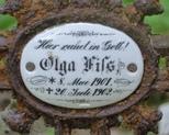 Bagicz (Bodenhagen) cmentarz.