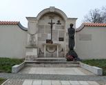 Ołtarz Pamięci Narodowej w Mogile.