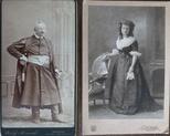 Paweł i Emilia z Sołtyków Popielowie