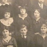Kazimierz Saski w okresie nauki w Szkole Buchalterii