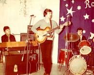 Na próbie przed Sylwestrem 1980