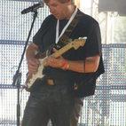Podczas występu na Pikniku Country Mrągowo 2010