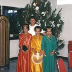 Boże Narodzenie w Dżakarcie (Indonezja)