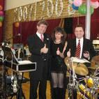 Trio z Sylwestra 2007/2008