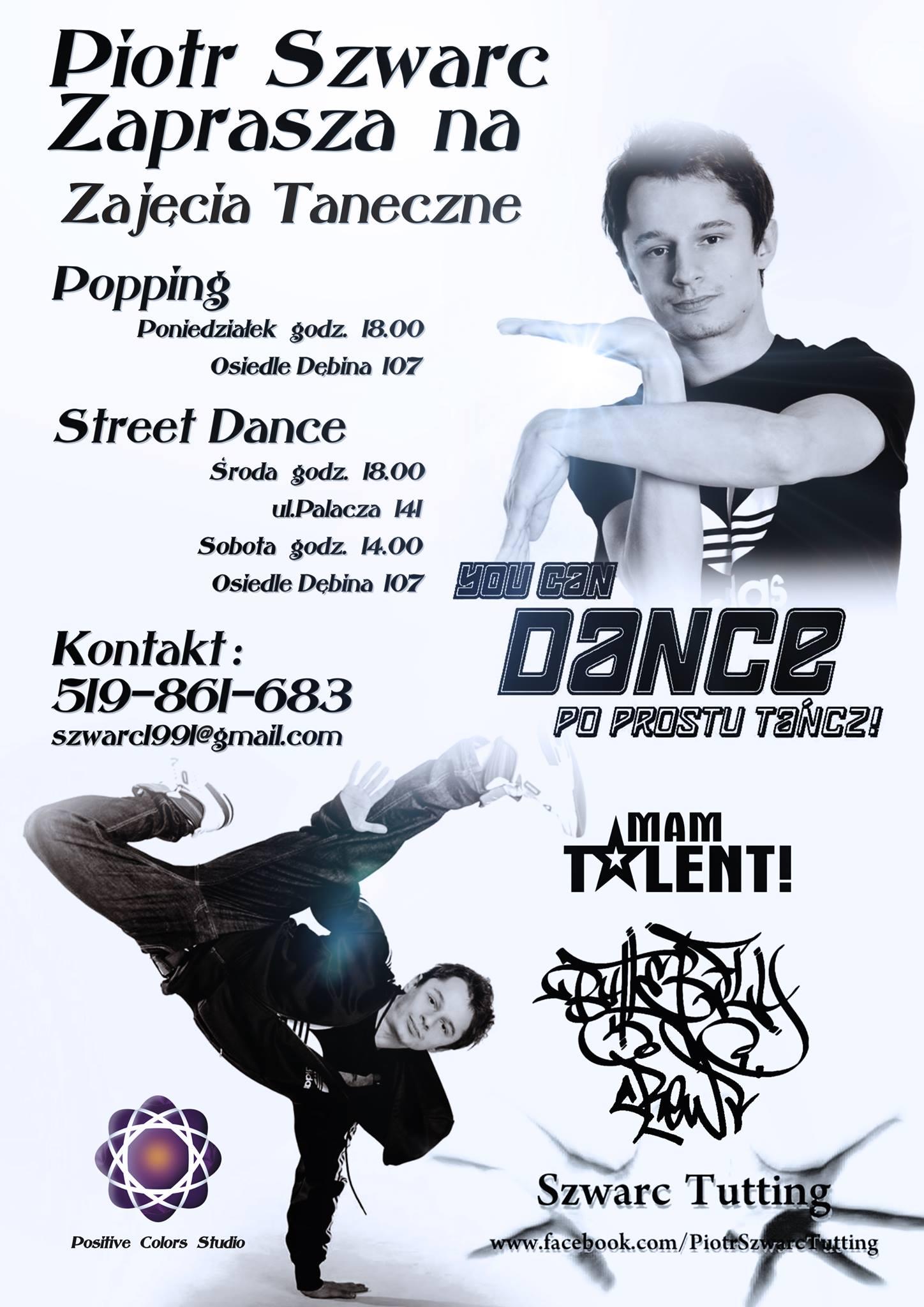 84ef970cb05c Zajęcia taneczne w Poznaniu ! Hip Hop