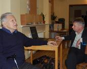 p. Marian Haczyk i p. Mirosław Haze
