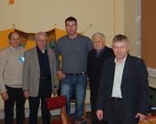 p Bogdan Szyszłowski, ekspert oceniający p. Józef Stawirej, p. Sławomir Stec, p. Marian Haczyk, p. Mirosław Haze