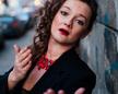Magdalena Lechowska - zdjęcie Andrzej Banaś Gazeta Krakowska