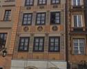 konserwacja elewacji -Kamienica Juchtowska (zwana też Neisserów, Szawłowska) Rynek Starego Miasta nr 3 Warszawa