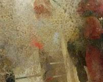 różnokolorowe lustra postarzane - odcienie szare oraz złote