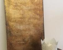 WZ30 / odcienie ciepłe złoto