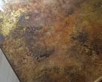 PR1/ odcień złota i miedzi