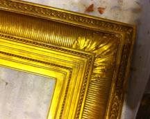 rama złoto