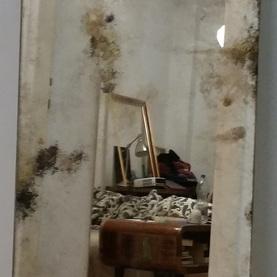 Realizacja 2017 lustra postarzane odcień chłodny - Krosno