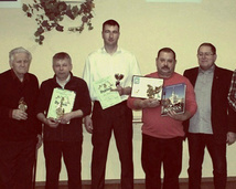 Konkurs śpiewu kanarków harceńskich 2013
