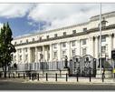 Belfast.Budynek Sądu Królewskiego
