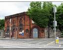 Dublin; Alexandra Rd. Dzielnica portowa