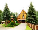 Olbięcin, kościół parafialny (1935)